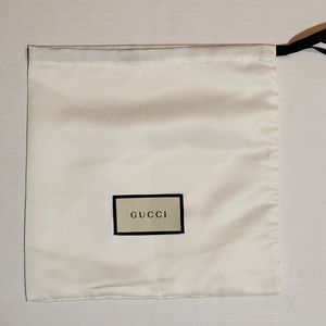 Gucci Draw String Dust Bag